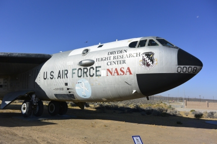 "NASA B-52 that dropped the X-1 and many other ""X"" planes"