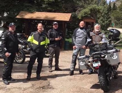Blinkys Mt Riders