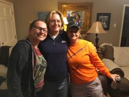 Katy,Doris and Emily